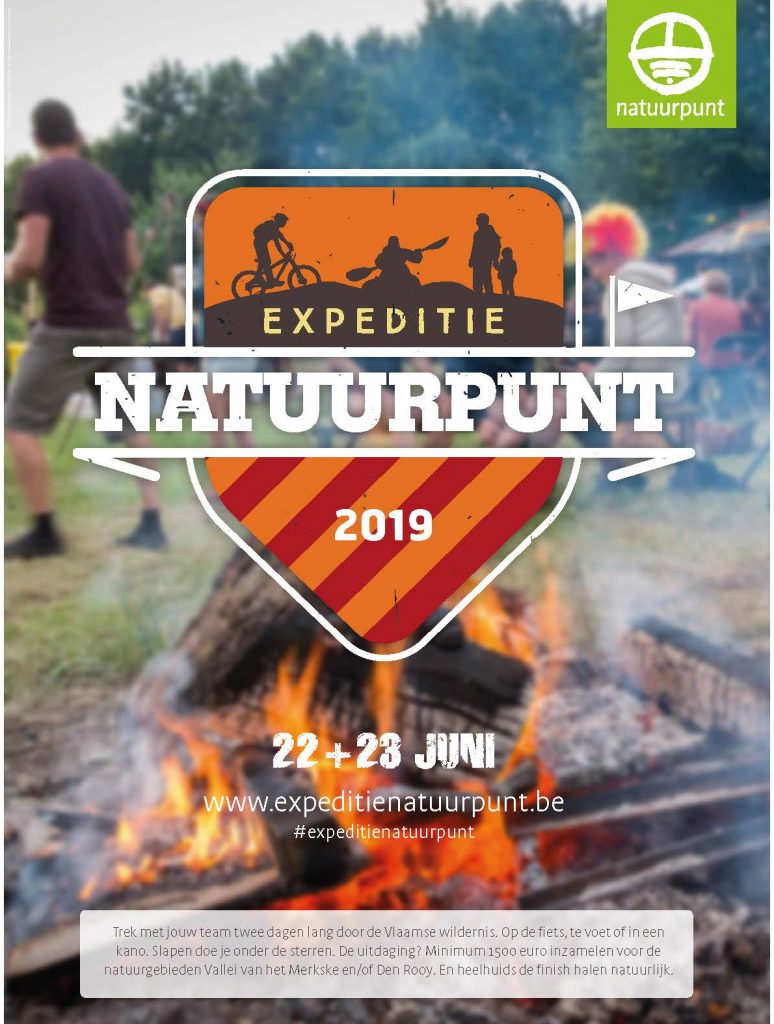 Expeditie Natuurpunt 2019