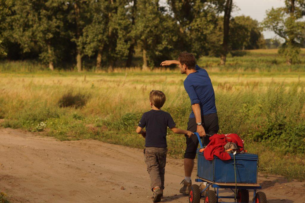 Wandeling van het jaar: 'Flirten met de grens in de vallei van het Merkske'