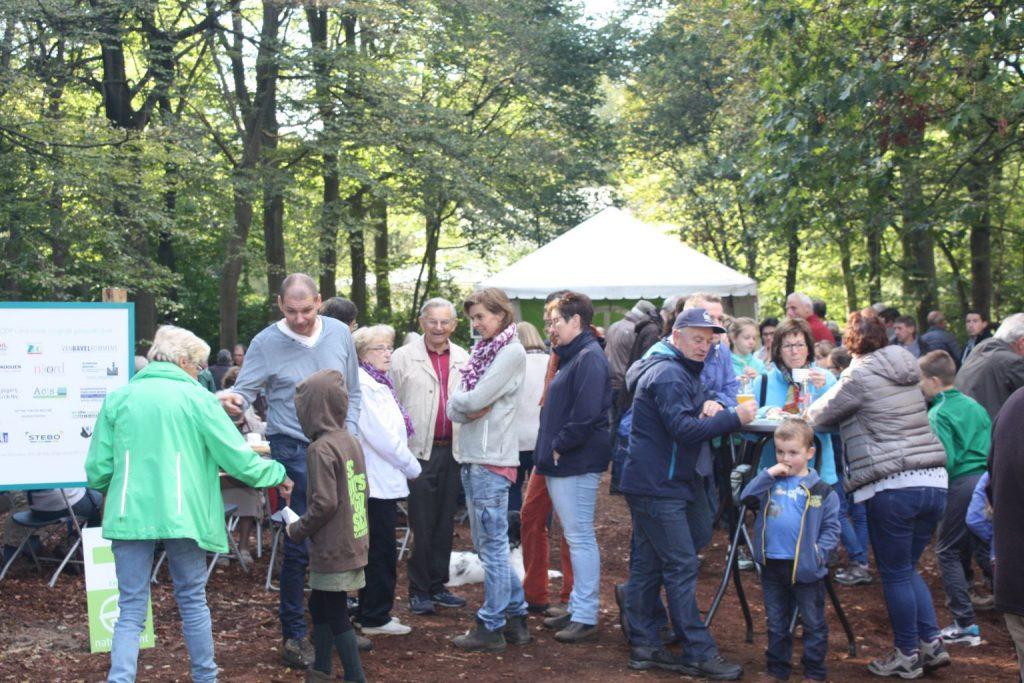 Wandelpad door Smisselbergen opent officieel op 13 oktober